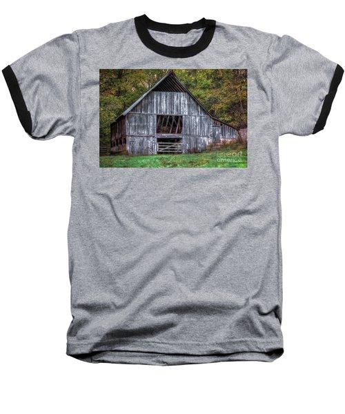 Boxley Valley Barn  Baseball T-Shirt