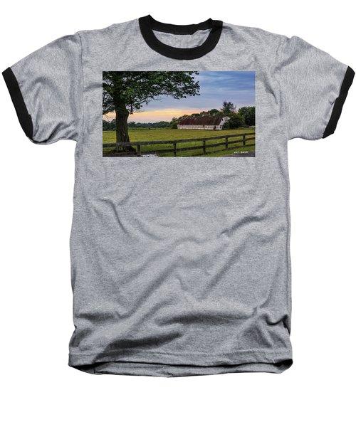Boxwood Farm Baseball T-Shirt