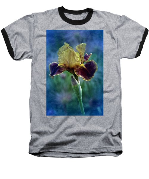 Vintage Boy Wonder Iris Baseball T-Shirt