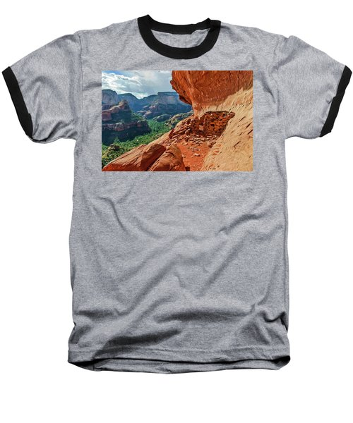 Boynton Canyon 08-174 Baseball T-Shirt