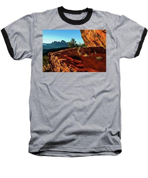 Boynton II 04-008 Baseball T-Shirt by Scott McAllister