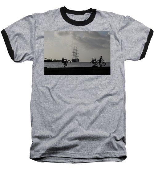 Boys At Play Baseball T-Shirt