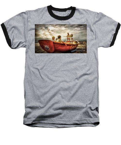Boys Of Summer Cape May New Jersey Baseball T-Shirt