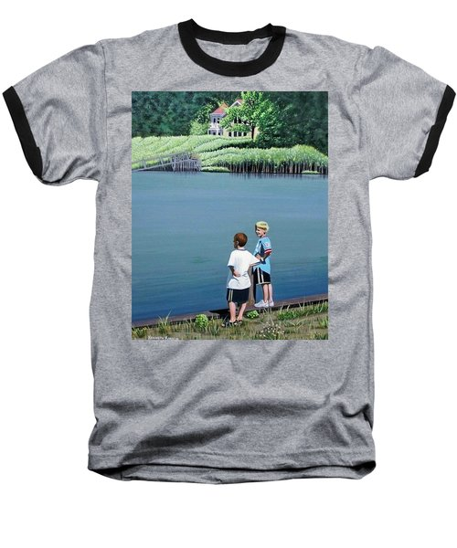 Boys Of Summer Baseball T-Shirt
