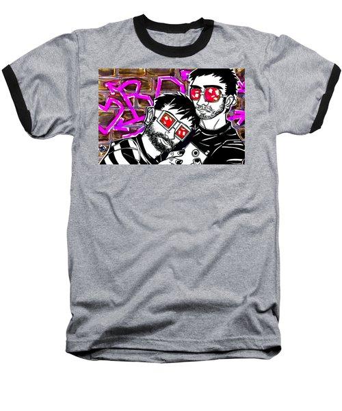 Boys Of The Street Baseball T-Shirt