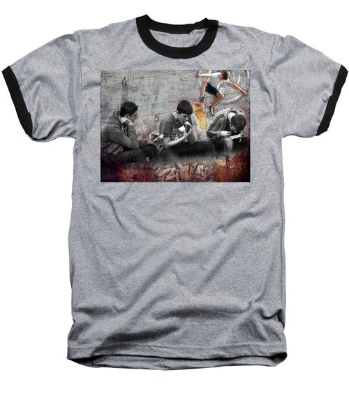 Boys Will Be Baseball T-Shirt