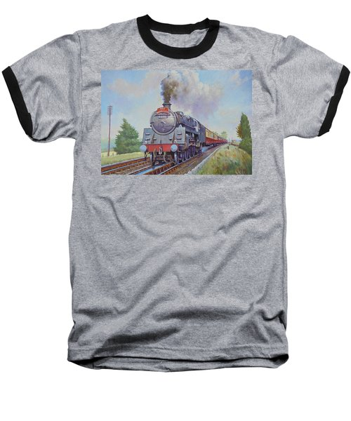 Br Standard Five 4-6-0. Baseball T-Shirt