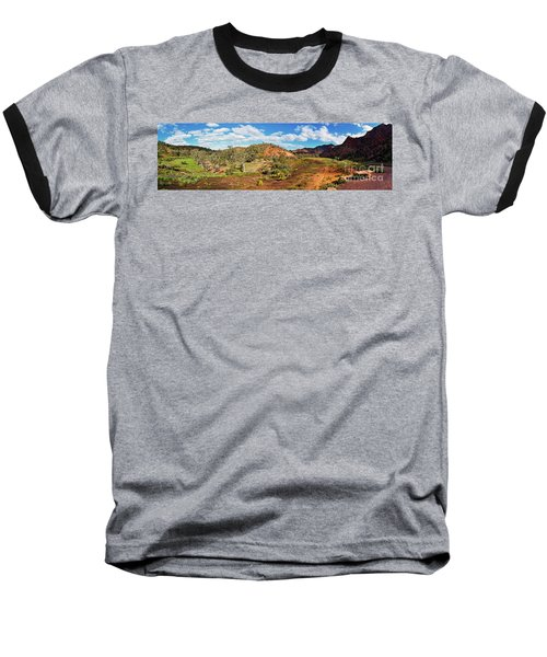 Bracchina Gorge Flinders Ranges South Australia Baseball T-Shirt by Bill Robinson
