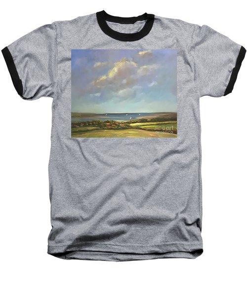 Brancaster Staithes, Norfolk Baseball T-Shirt