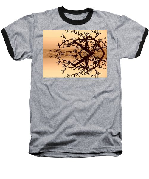 Branches In Suspension Baseball T-Shirt