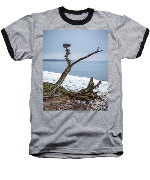 Branching Out Baseball T-Shirt