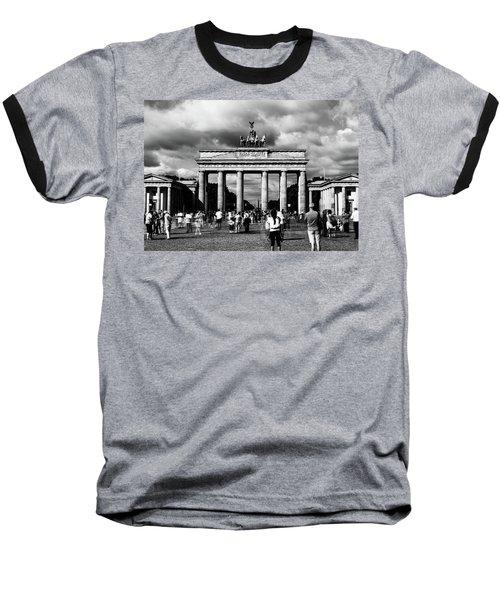 Brandenburg Gate Baseball T-Shirt