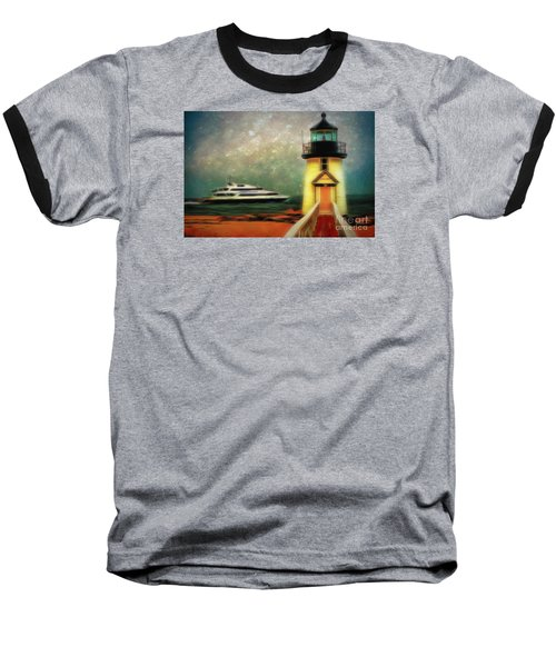 Baseball T-Shirt featuring the photograph Brant by Jack Torcello