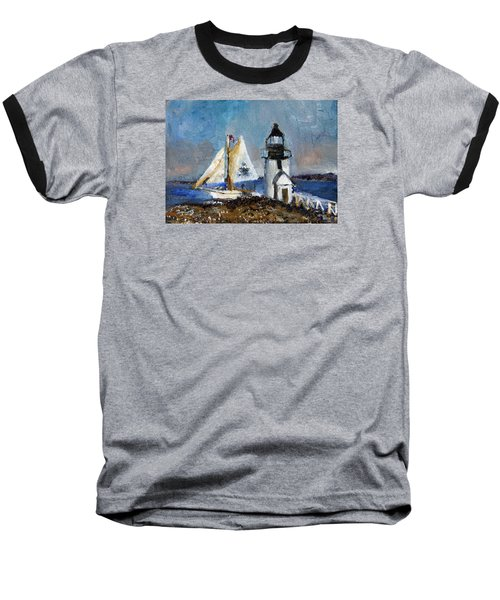 Brant Light Sail Baseball T-Shirt