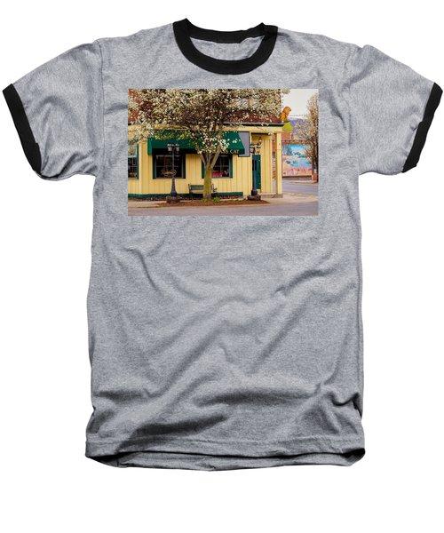 Brass Cat Pub Easthampton Baseball T-Shirt
