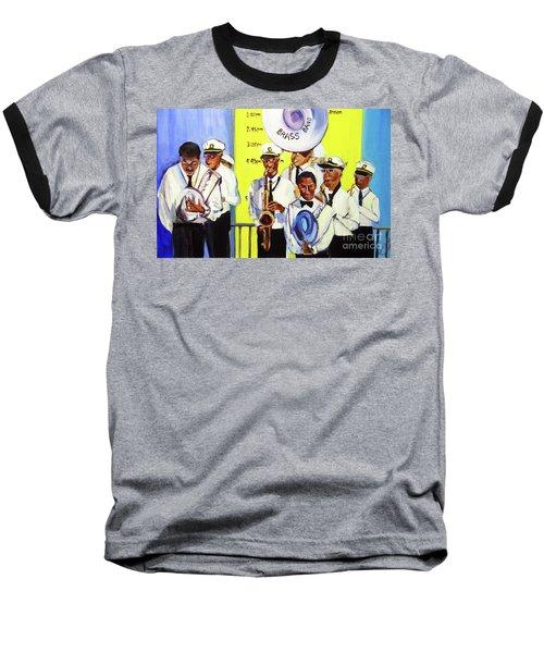 Brass Of  Class New Orleans Baseball T-Shirt