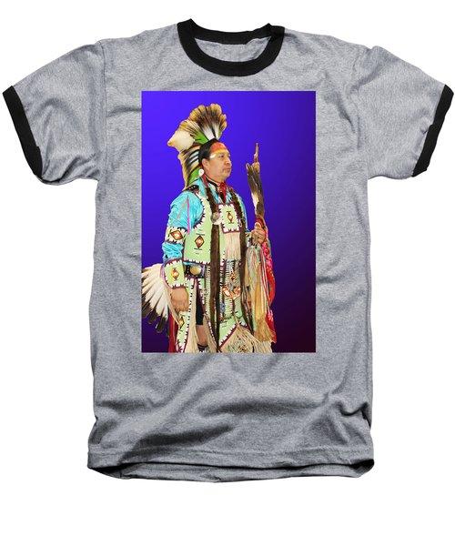 Brave-2 Baseball T-Shirt