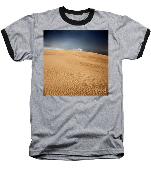 Baseball T-Shirt featuring the photograph Brave New World by Dana DiPasquale