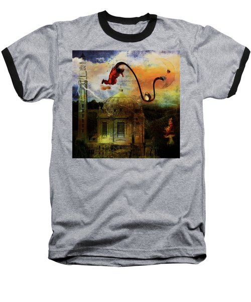 Brave New World Baseball T-Shirt