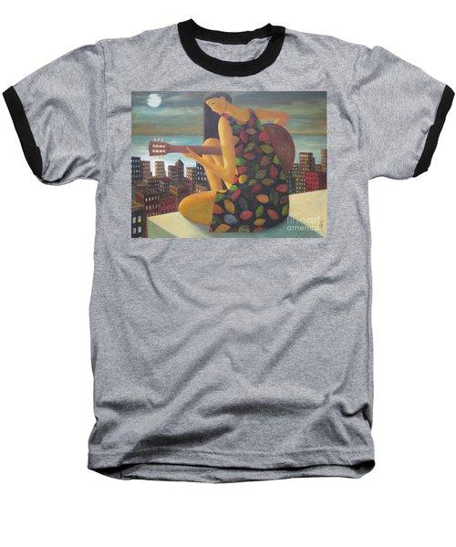 Brazil Baseball T-Shirt