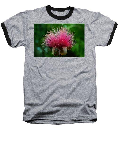 Brazilian Barbers Brush Baseball T-Shirt