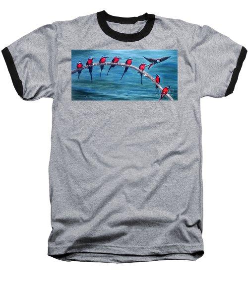 Break Time Baseball T-Shirt