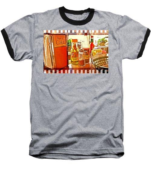Breakfast At Paul's Baseball T-Shirt