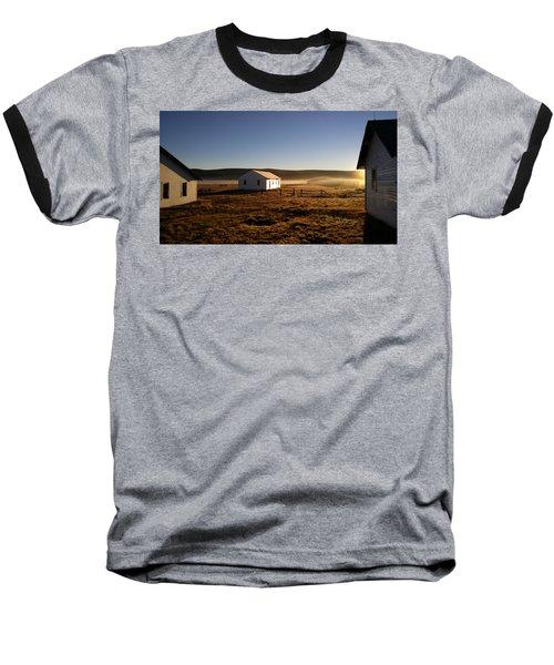Breakfast In The Air Baseball T-Shirt
