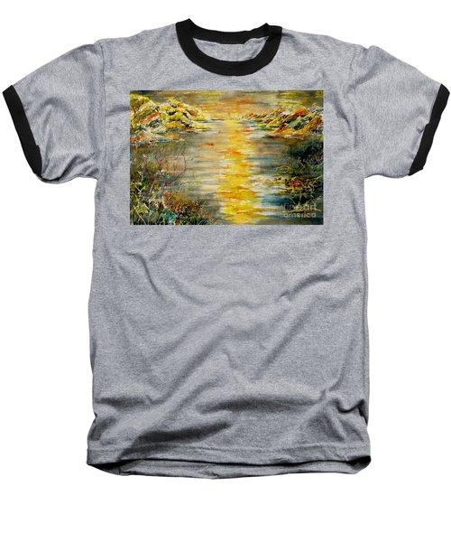 New Horizons Baseball T-Shirt by Alfred Motzer