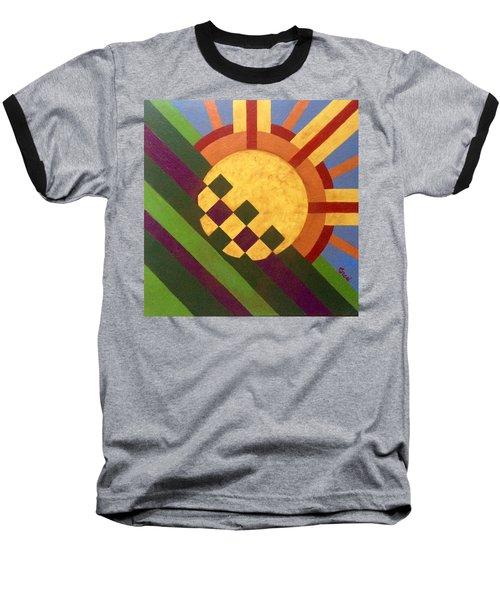 Breaking Day Baseball T-Shirt