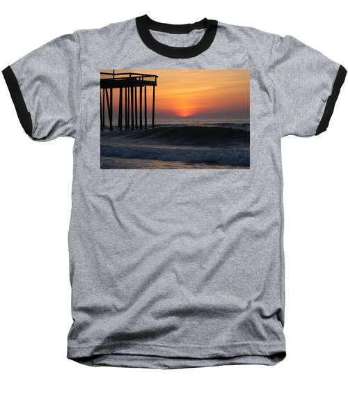 Breaking Sunrise Baseball T-Shirt