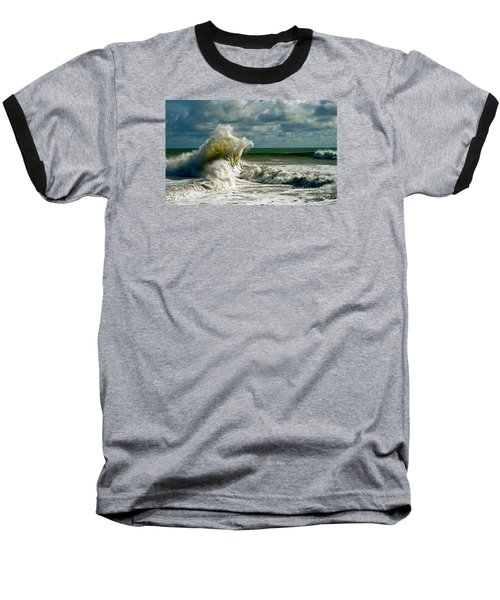 Breakwater Backwash Baseball T-Shirt