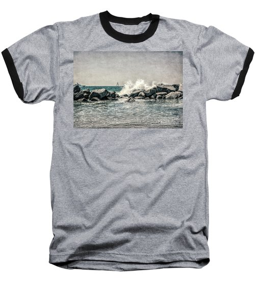 Breakwater Baseball T-Shirt