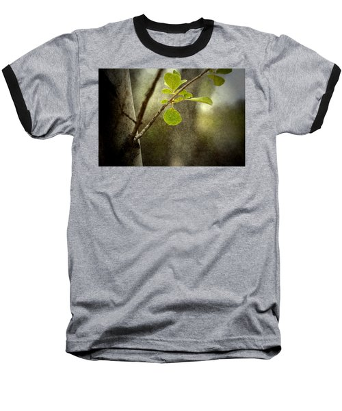 Breathe With Me Baseball T-Shirt