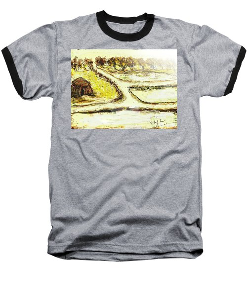 Breathing Zone3 Baseball T-Shirt