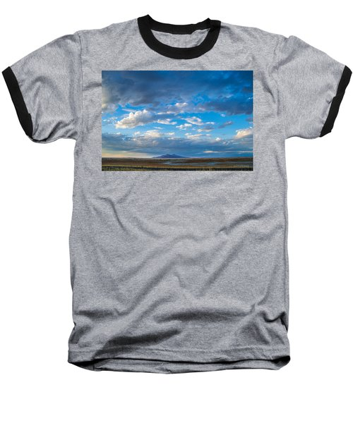 Breathtaking Nature Baseball T-Shirt
