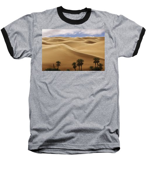 Breathtaking Sand Dunes Baseball T-Shirt