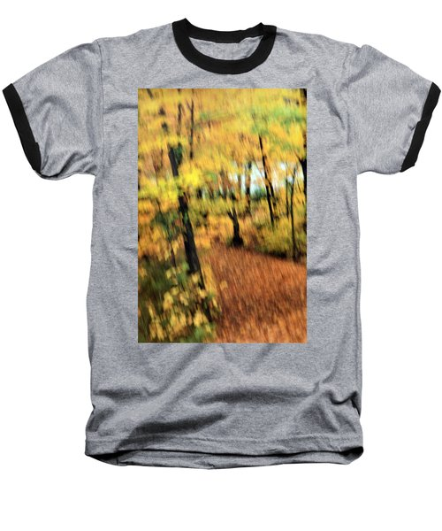 Breeze Baseball T-Shirt by Allen Beilschmidt