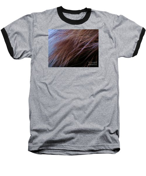 Baseball T-Shirt featuring the photograph Breeze by Vanessa Palomino