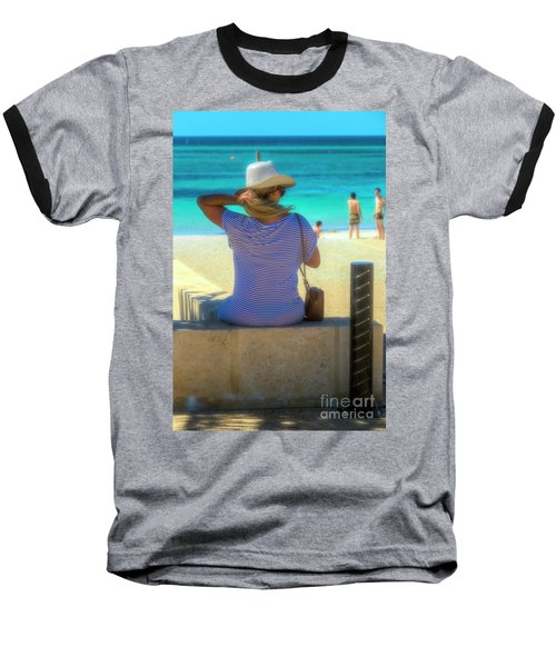 Breezy Day Baseball T-Shirt