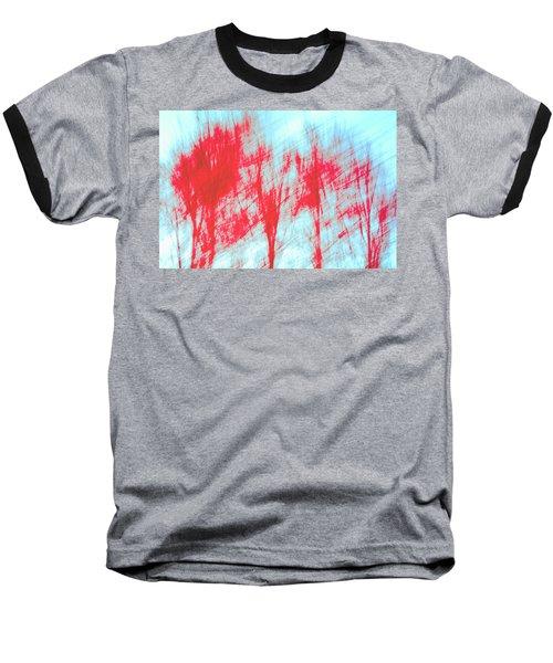 Baseball T-Shirt featuring the photograph Breezy Moment by Ari Salmela