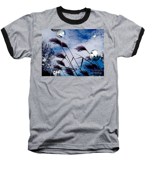 Breezy Baseball T-Shirt by Robert Orinski