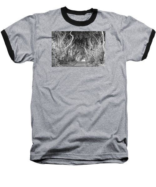 Bregagh Road Baseball T-Shirt by Juergen Klust
