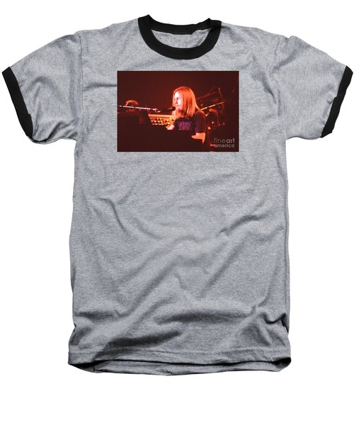 Baseball T-Shirt featuring the photograph Music- Concert Grateful Dead by Susan Carella