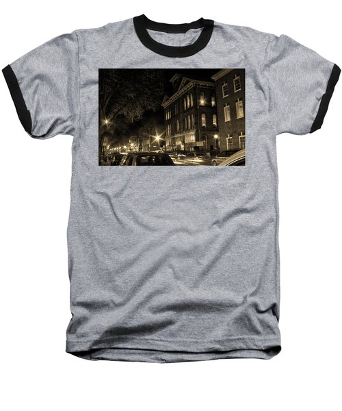 Baseball T-Shirt featuring the photograph Market Street by Robert Geary