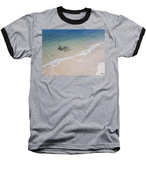 Bribie Branches 2 Baseball T-Shirt