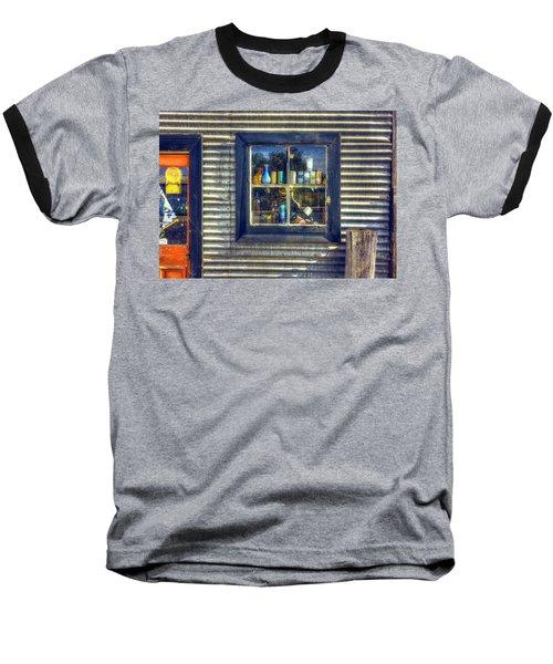 Baseball T-Shirt featuring the photograph Bric-a-brac by Wayne Sherriff