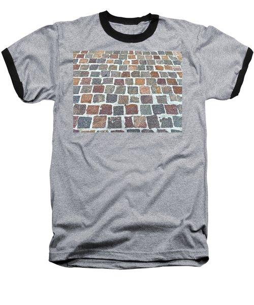 Brick By Brick Baseball T-Shirt