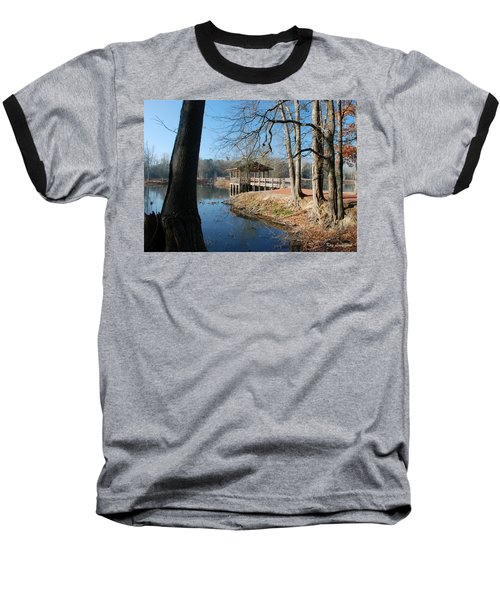 Brick Pond Park Baseball T-Shirt