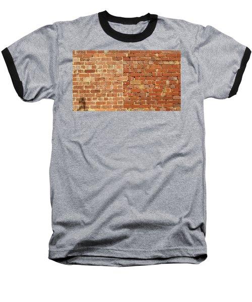 Brick Wall Baseball T-Shirt